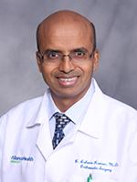 Kumar, B  Ashwin, MD | Doctors and Providers | AllianceHealth